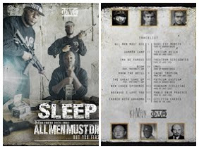 "Sleep: ""All Men Must Die"" Promo Video"
